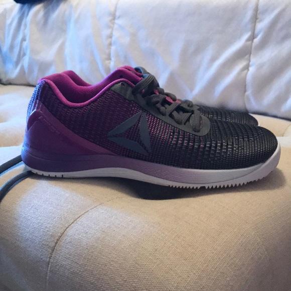 reebok nano 7 purple